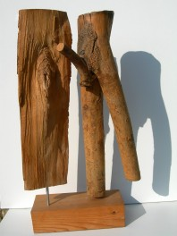 Sculpture Yves Baudry