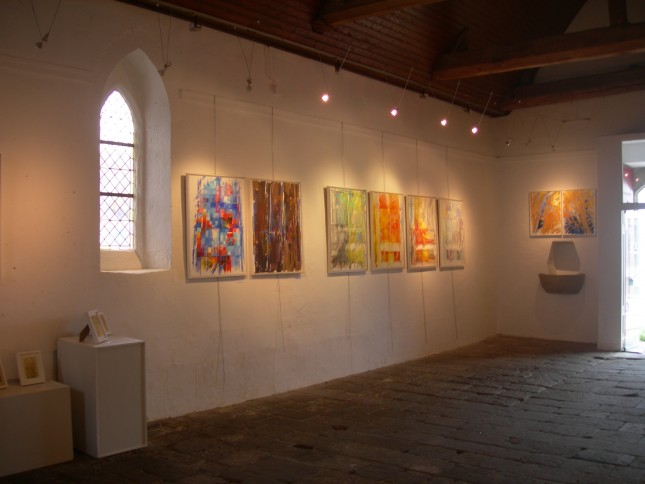 Exposition Yves BAUDRY